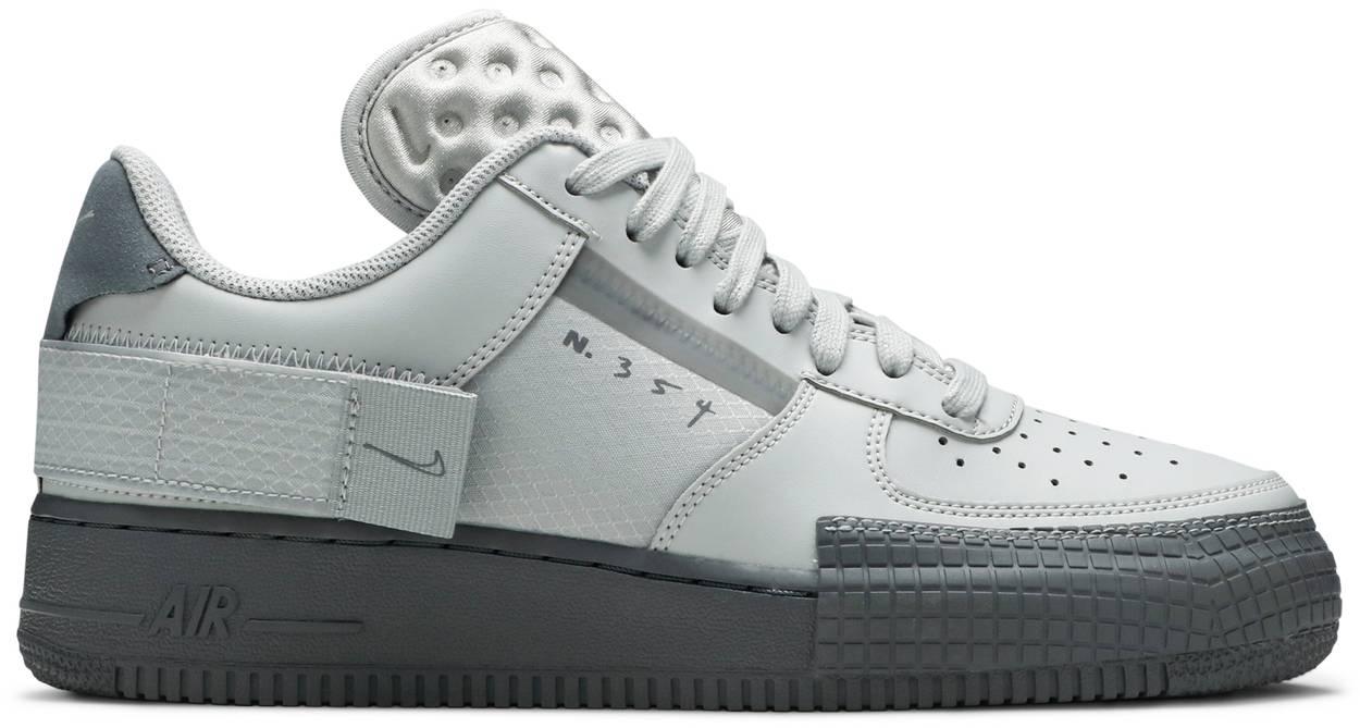 Tênis Nike Air Force 1 Grey Fog