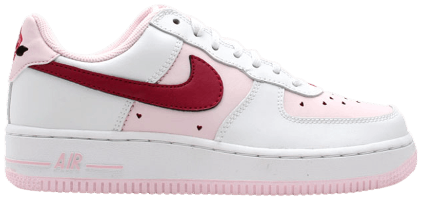 Tênis Nike Air Force 1 GS Valentine's Day
