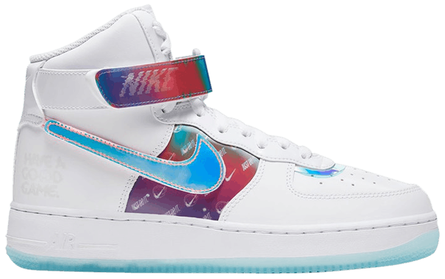 Tênis Nike Air Force 1 High LX Have A Good Game