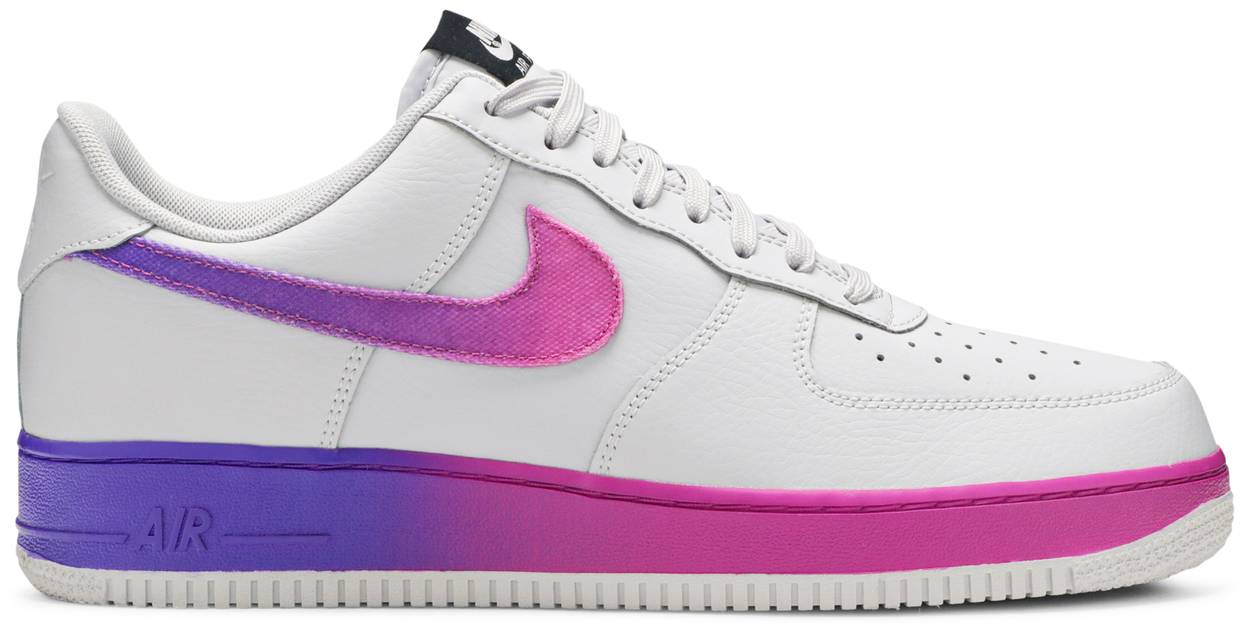 Tênis Nike Air Force 1 Low '07 LV8 Hyper Grape