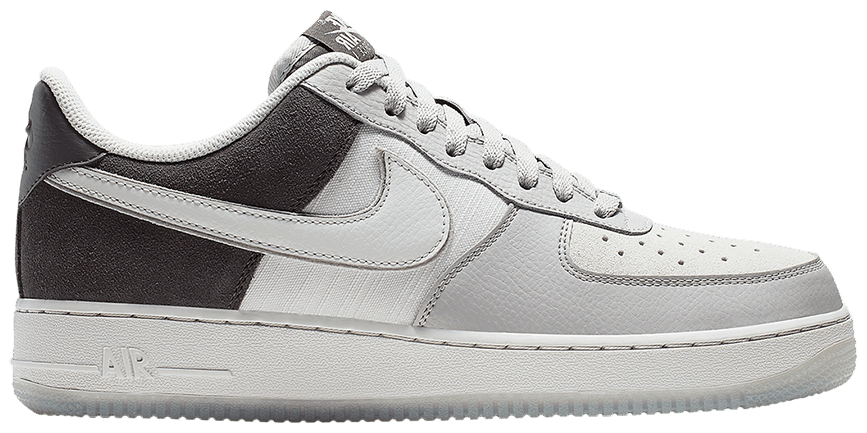 Tênis Nike Air Force 1 Low '07 LV8 Triple Grey