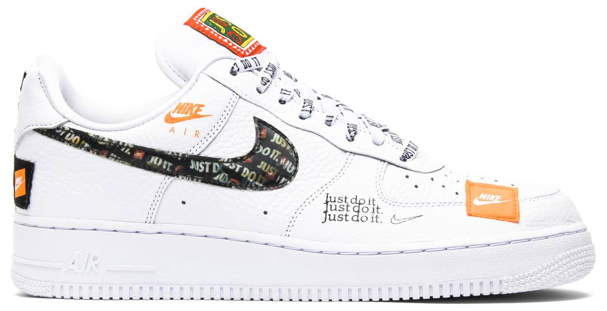Tênis Nike Air Force 1 Low '07 PRM Just Do It