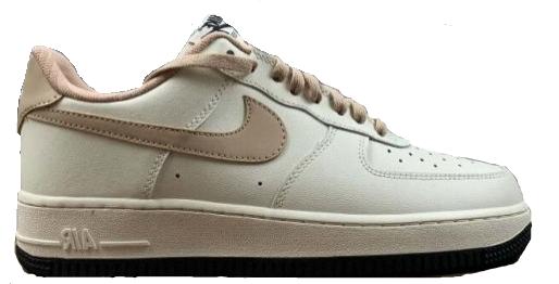 Tênis Nike Air Force 1 Low Beige khaiki