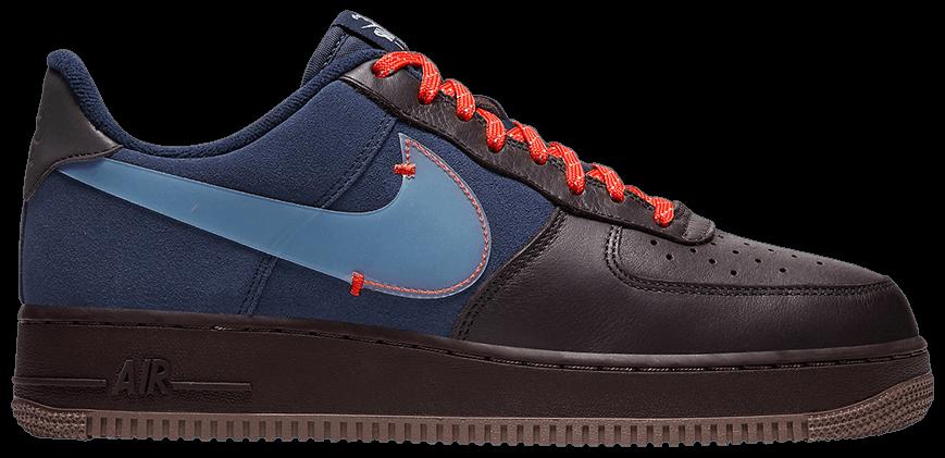 Tênis Nike Air Force 1 Low Burgundy Ash