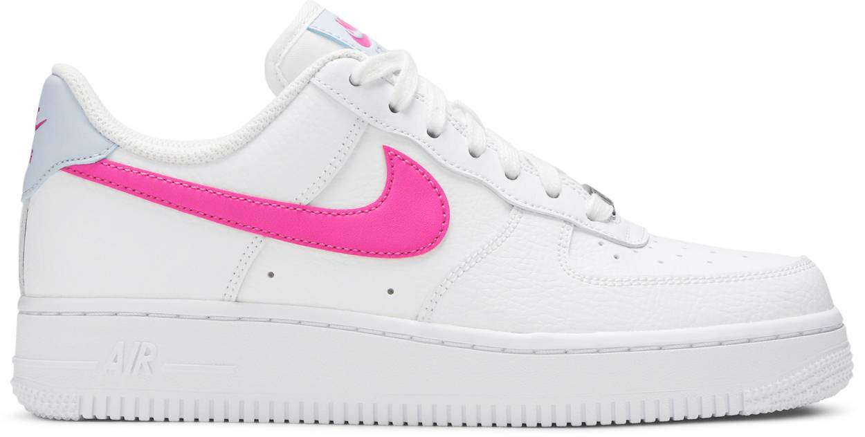 Tênis Nike Air Force 1 Low Fire Pink
