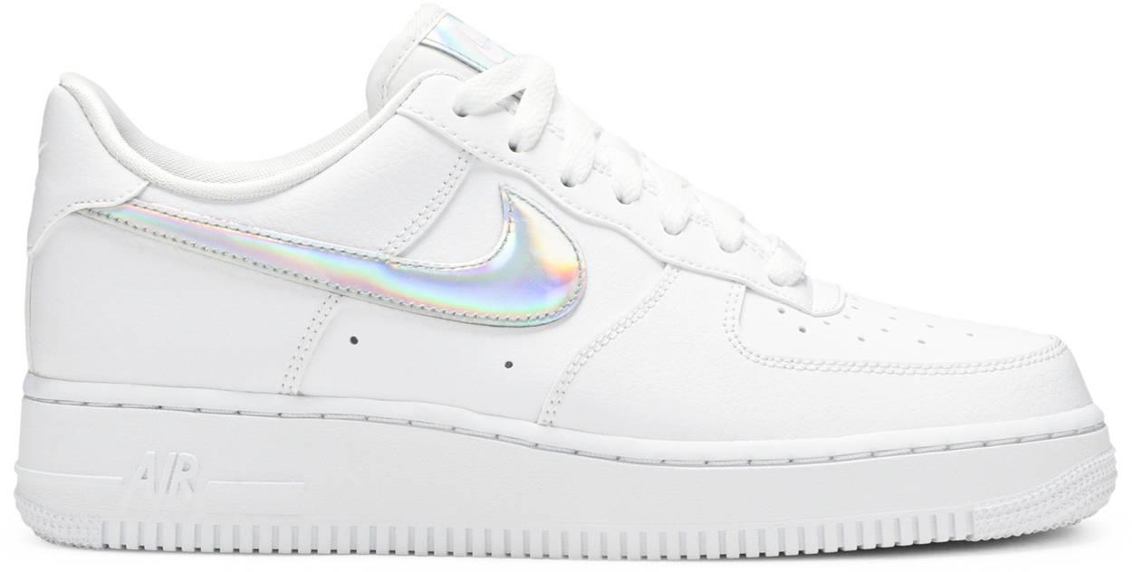 Tênis Nike Air Force 1 Low Iridescent Swoosh