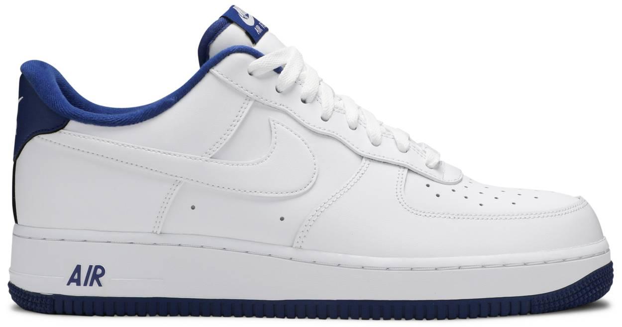 Tênis Nike Air Force 1 Low Navy