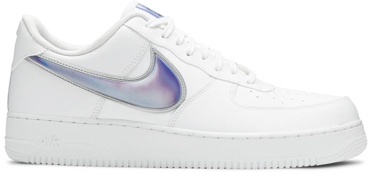 Tênis Nike Air Force 1 Low Oversized Swoosh