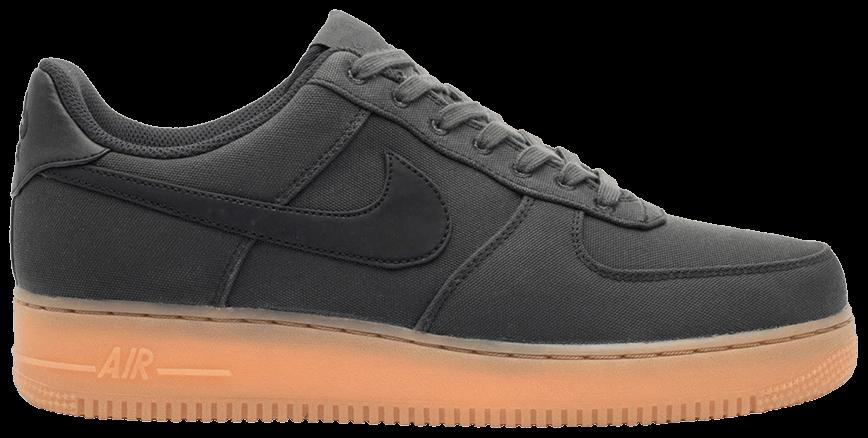 Tênis Nike Air Force 1 Low Premium Black Gum