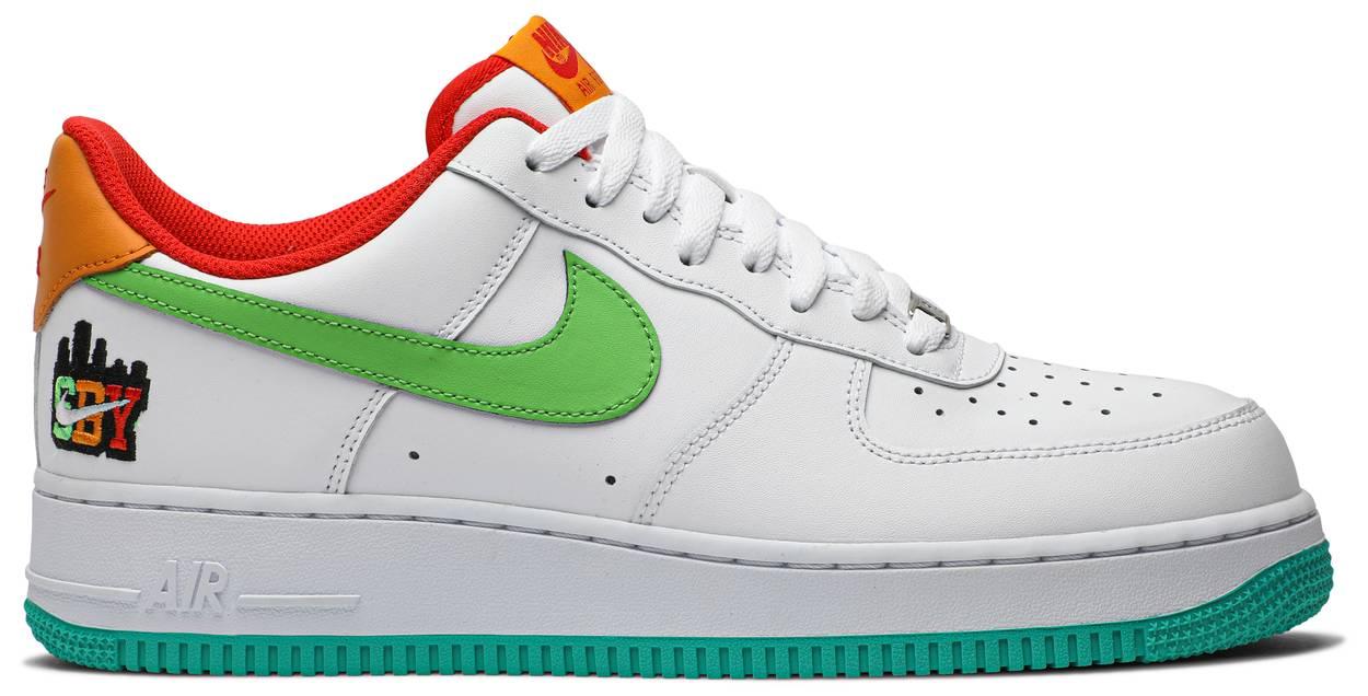 Tênis Nike Air Force 1 Low Shibuya - White