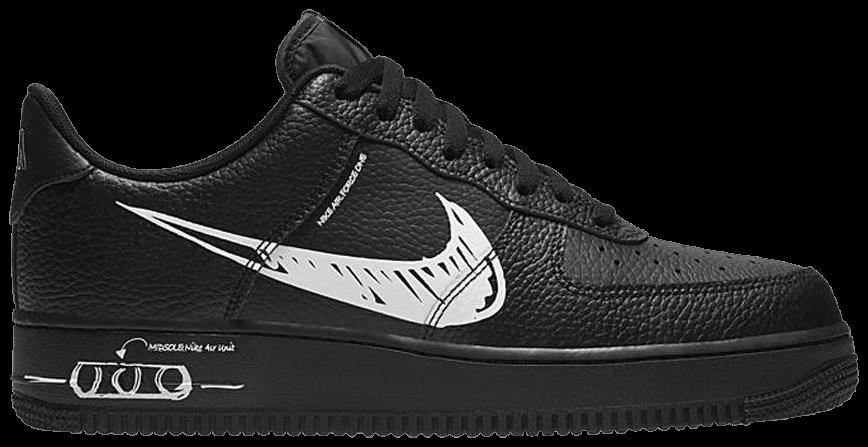Tênis Nike Air Force 1 Low Sketch