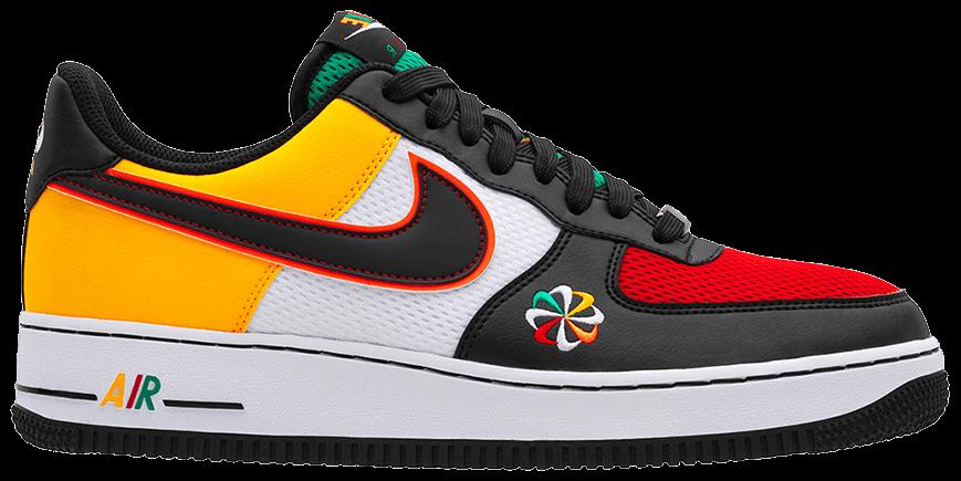 Tênis Nike Air Force 1 Low Sunburst