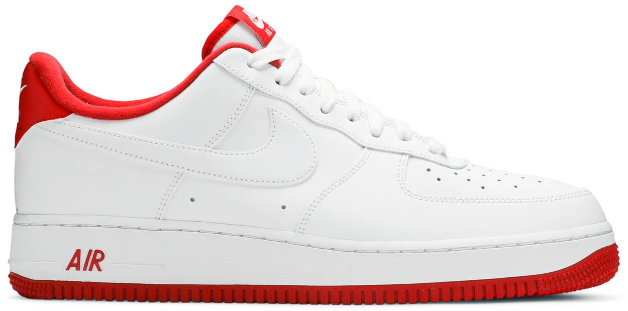 Tênis Nike Air Force 1 Low University Red