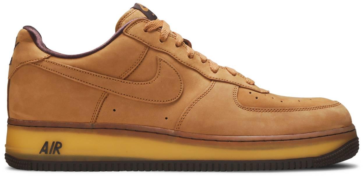 Tênis Nike Air Force 1 Low Wheat Mocha