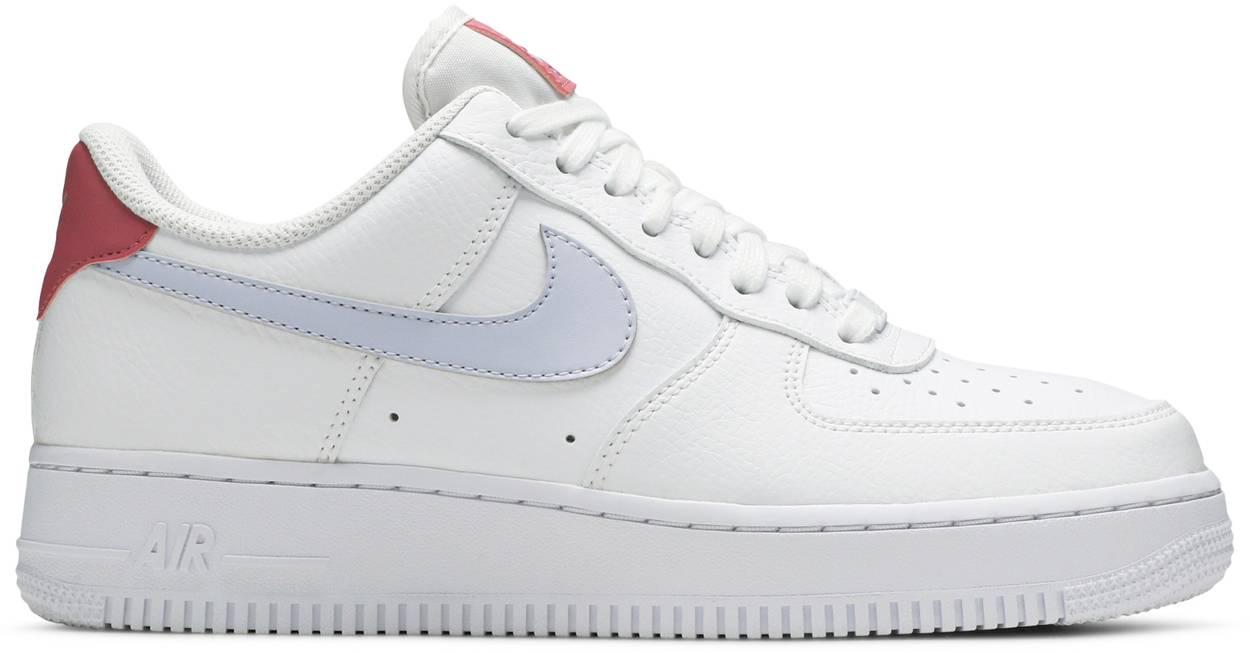 Tênis Nike Air Force 1 Low  White Desert Berry