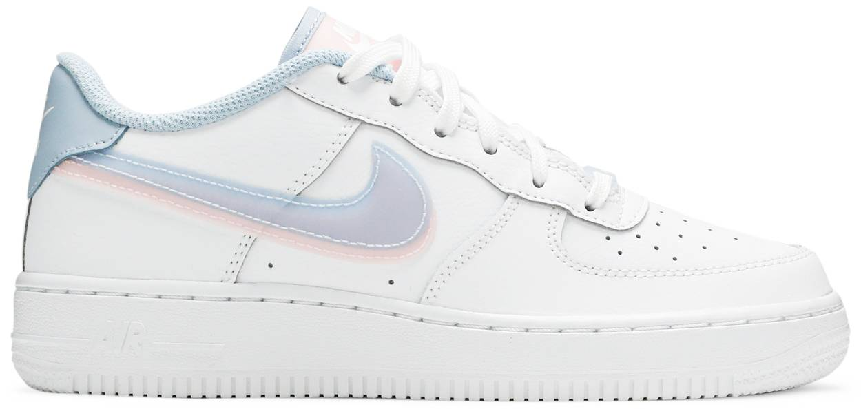 Tênis Nike Air Force 1 LV8 GS Double Swoosh