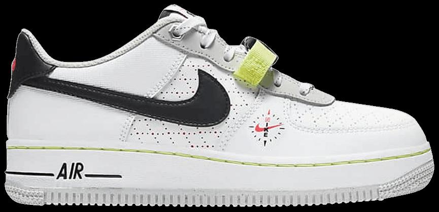 Tênis Nike Air Force 1 LV8 GS Swoosh Compass