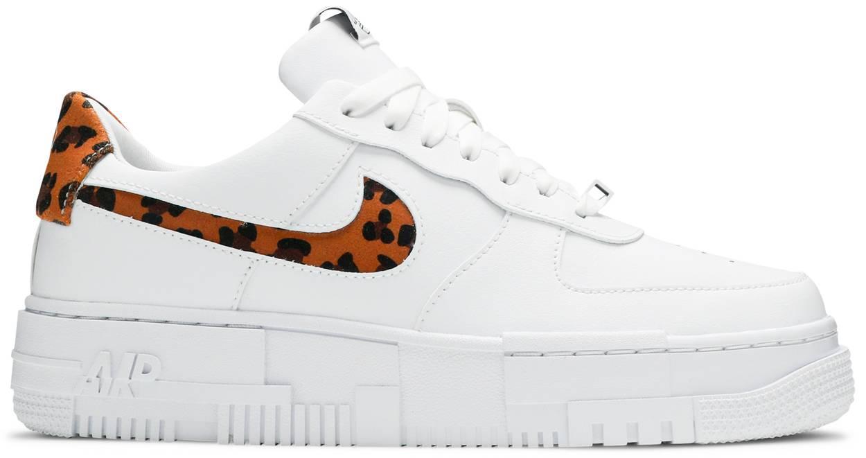 Tênis Nike Air Force 1 Pixel Leopard Print