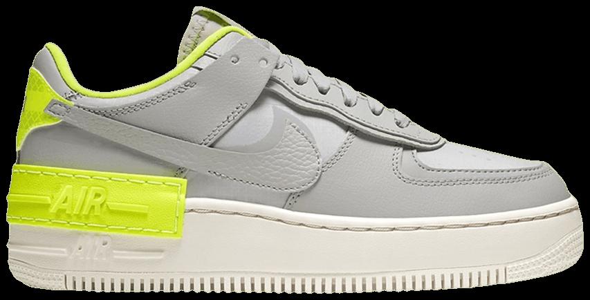 Tênis Nike Air Force 1 Shadow Atmosphere Grey
