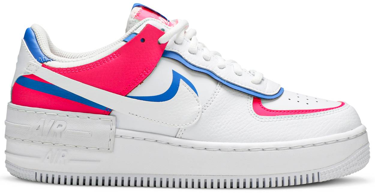 Tênis Nike Air Force 1 Shadow Cotton Candy