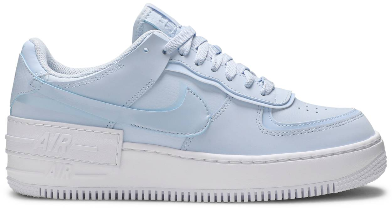 Tênis Nike Air Force 1 Shadow Hydrogen Blue