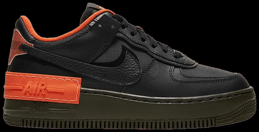 Tênis Nike Air Force 1 Shadow Hyper Crimson