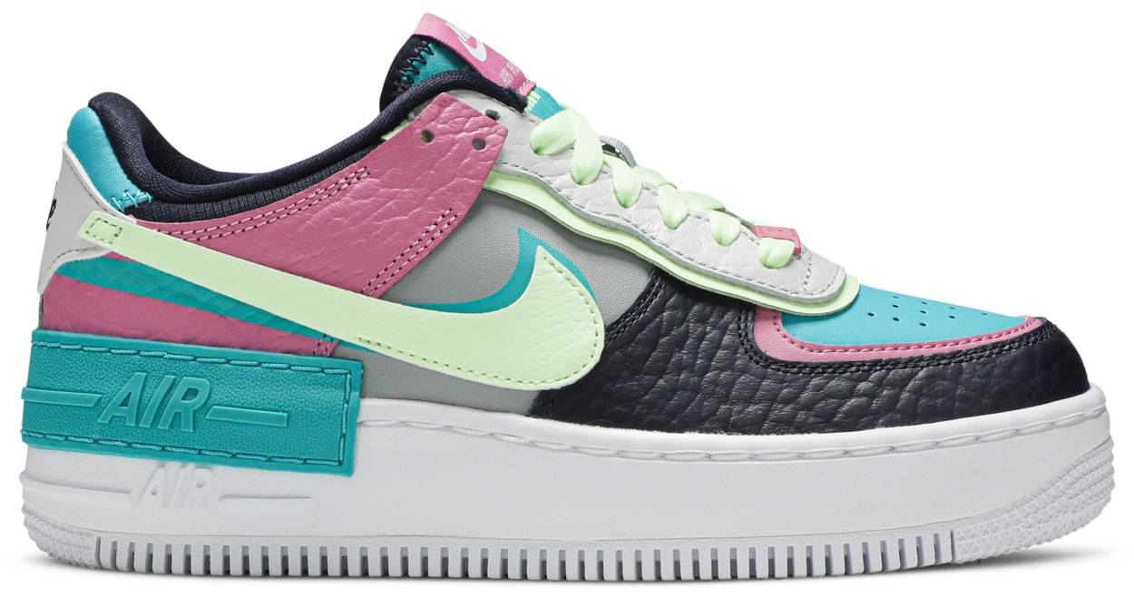 Tênis Nike Air Force 1 Shadow Multi-Color