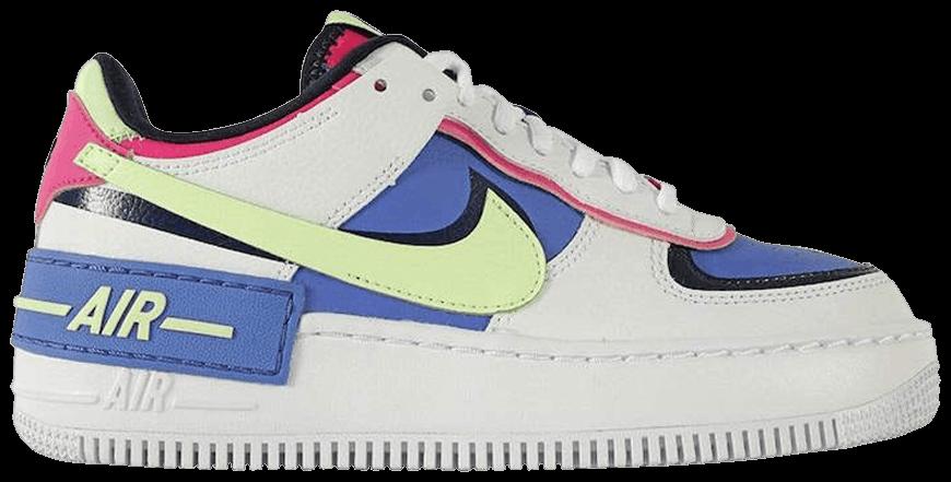 Tênis Nike Air Force 1 Shadow Sapphire