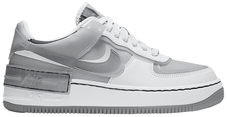Tênis Nike Air Force 1 Shadow SE Particle Grey