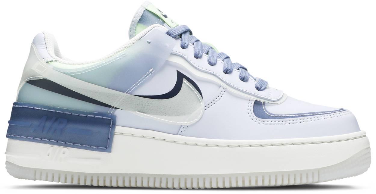 Tênis Nike Air Force 1 Shadow SE World Indigo