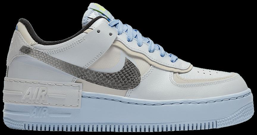 Tênis Nike Air Force 1 Shadow Snakeskin