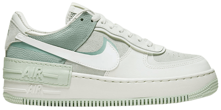Tênis Nike Air Force 1 Shadow Spruce Aura