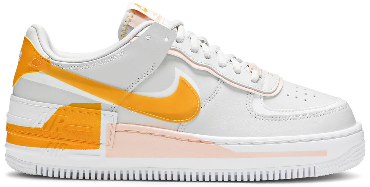 Tênis Nike Air Force 1 Shadow Washed Coral