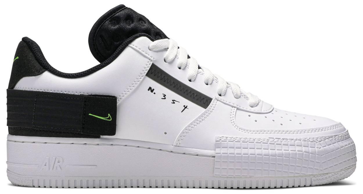 Tênis Nike Air Force 1 Type Volt