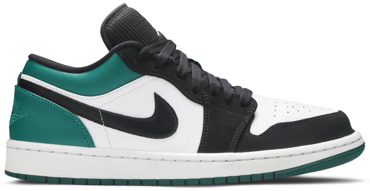 Tênis Air Jordan 1 Low Mystic Green