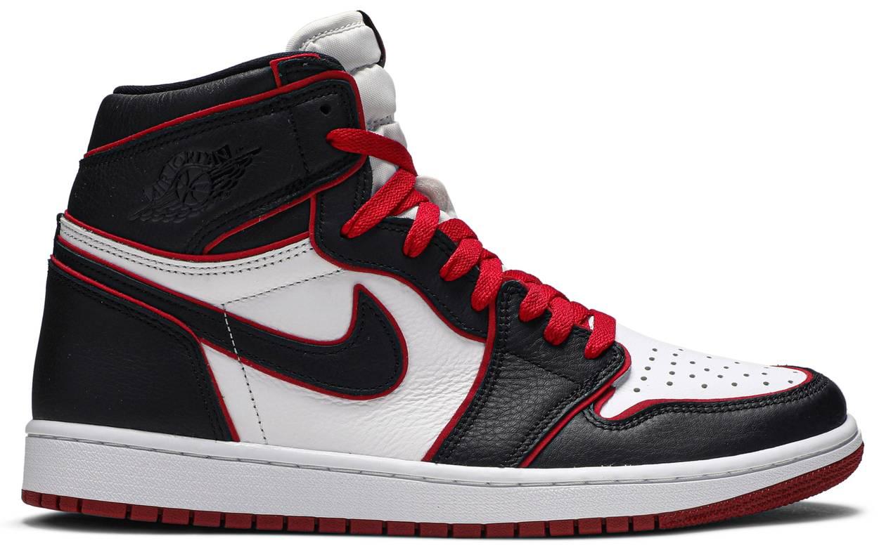 Tênis Air Jordan 1 Retro High OG Bloodline