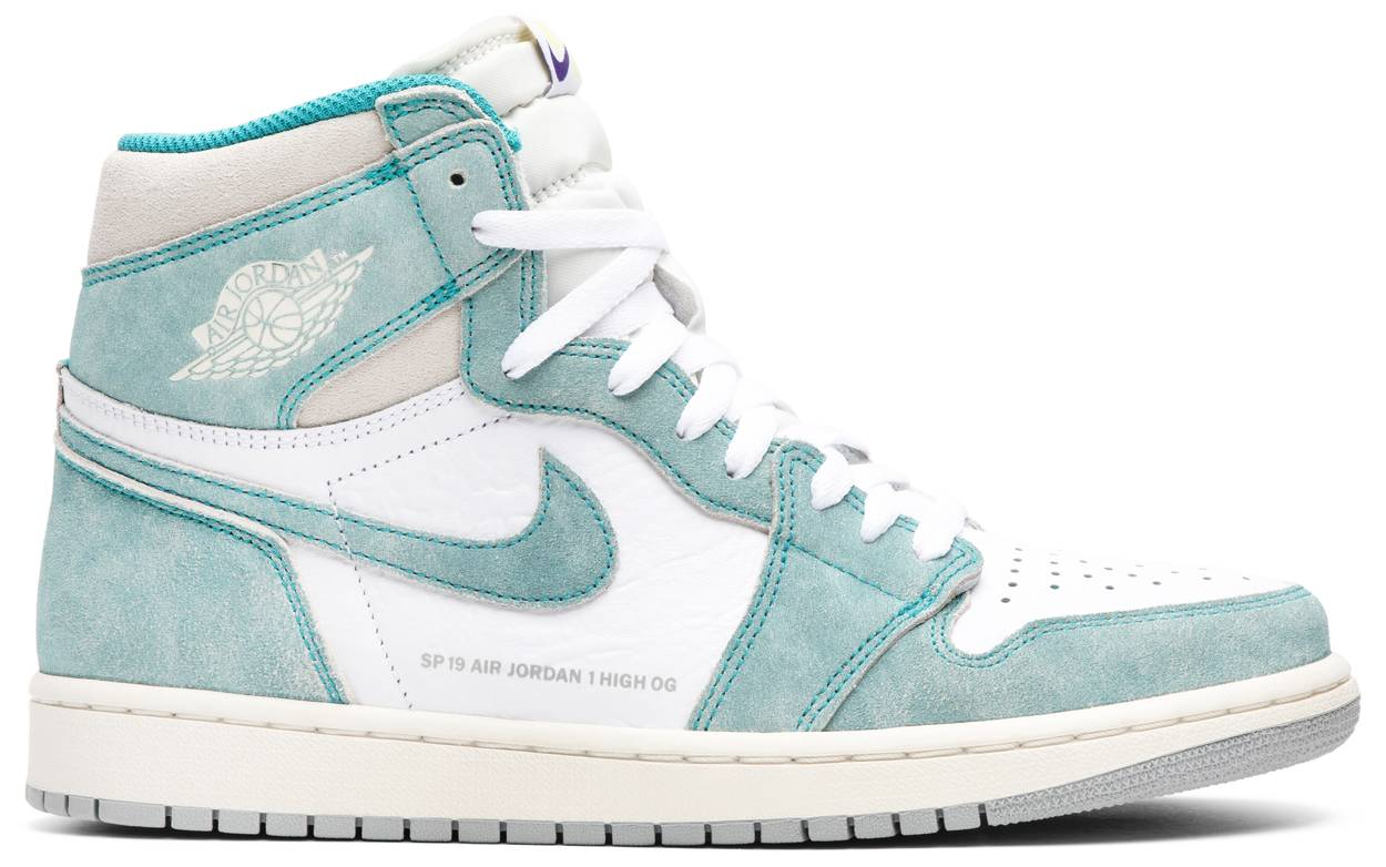 Tênis Air Jordan 1 Retro High OG Turbo Green