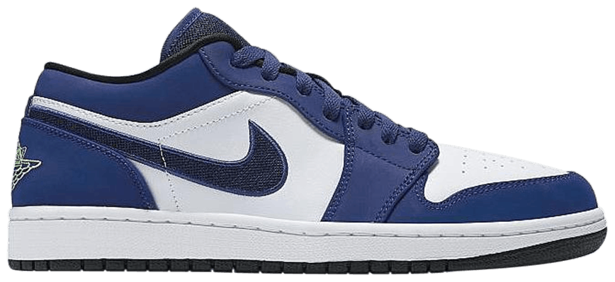 Tênis Air Jordan 1 Retro Low Insignia Blue