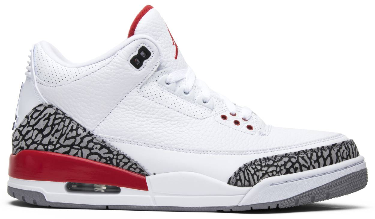 Tênis Air Jordan 3 Retro Hall of Fame