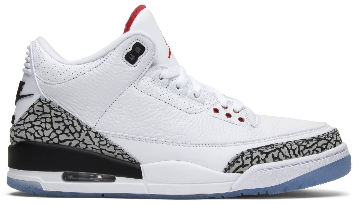 Tênis Air Jordan 3 Retro NRG Free Throw Line
