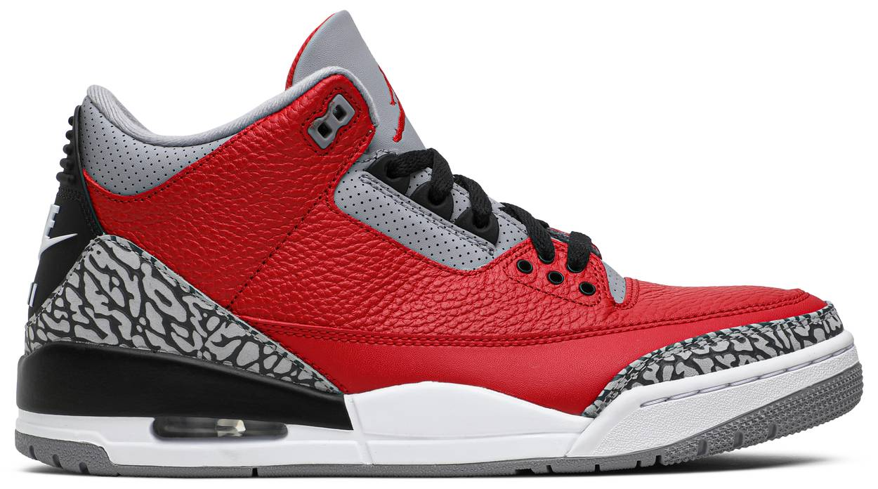 Tênis Air Jordan 3 Retro SE Unite