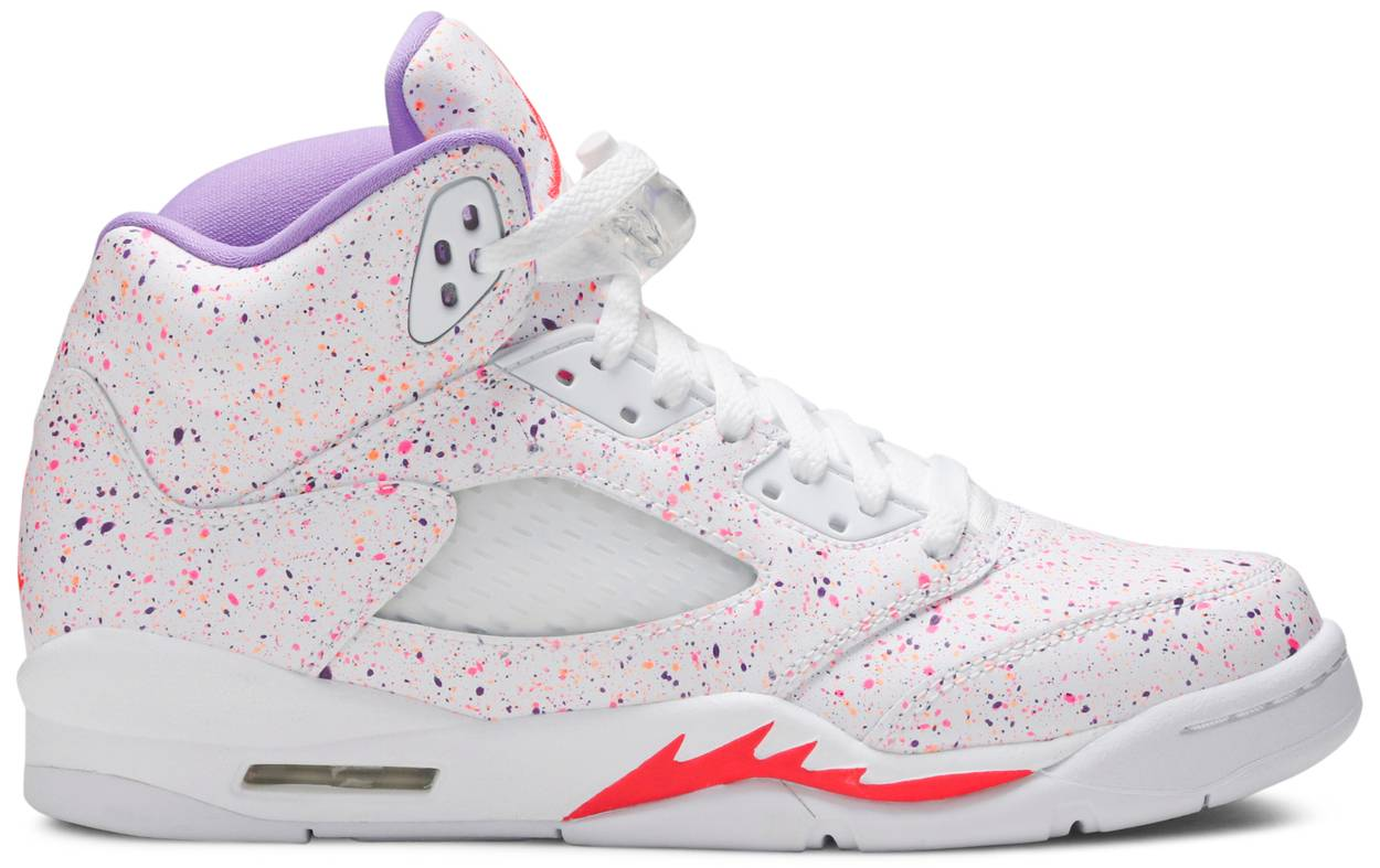 Tênis Air Jordan 5 Retro GG Easter
