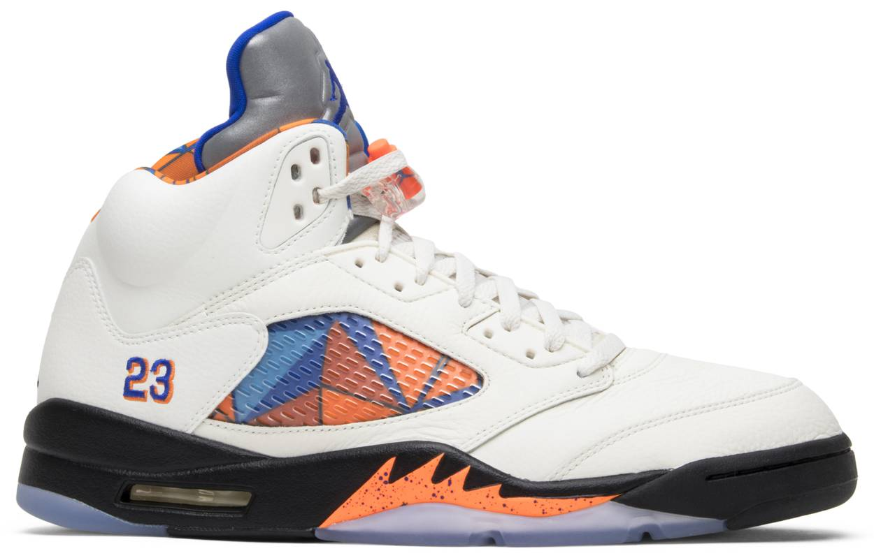 Tênis Air Jordan 5 Retro International Flight