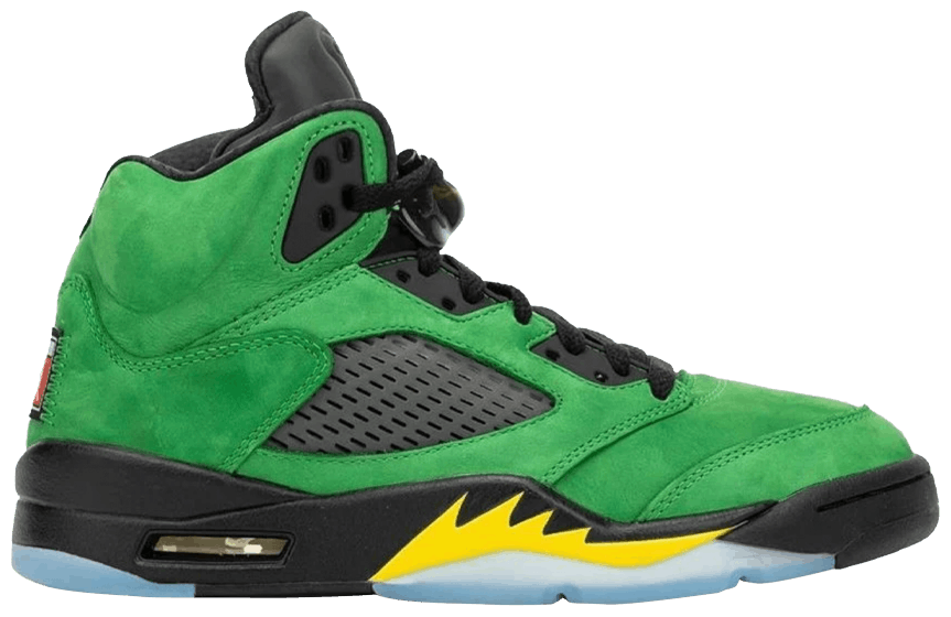Tênis Air Jordan 5 Retro SE Oregon
