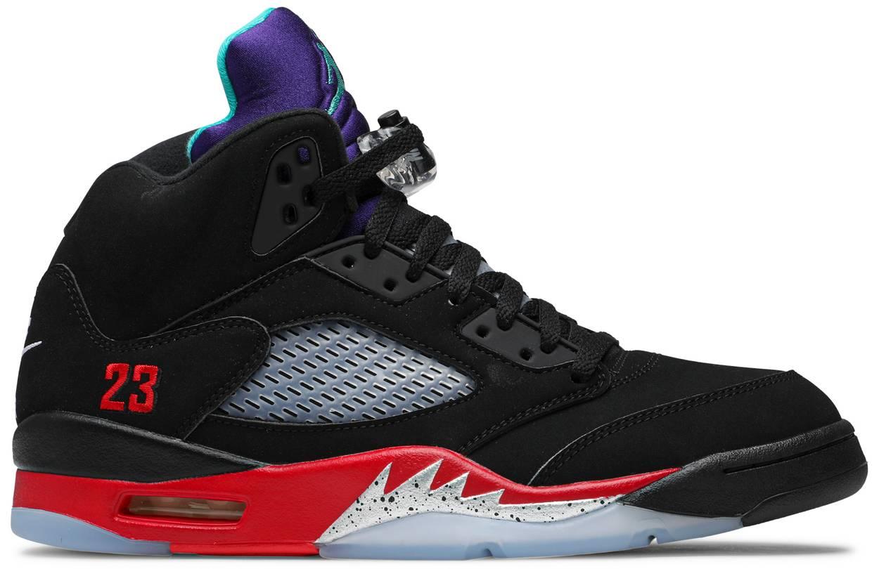 Tênis Air Jordan 5 Retro Top 3