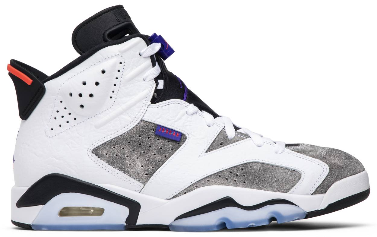 Tênis Air Jordan 6 Retro LTR Flint