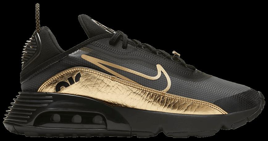 Tênis Nike Air Max 2090 Black Metallic Gold