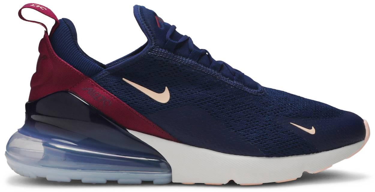 Tênis Nike Air Max 270 Blue Void