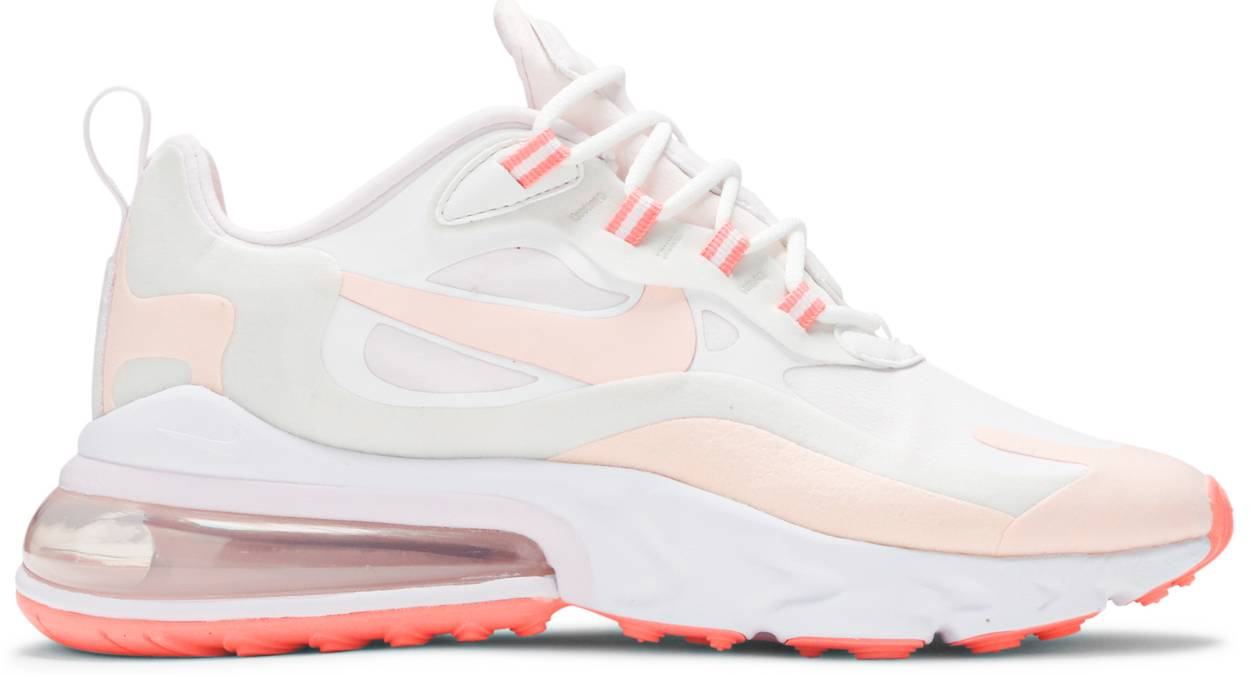 Tênis Nike Air Max 270 React Crimson Tint