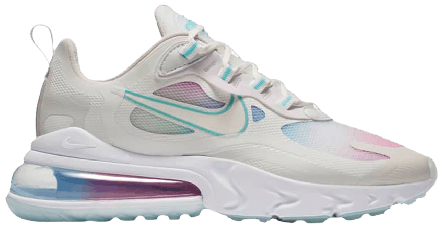 Tênis Nike Air Max 270 React Light Gradient